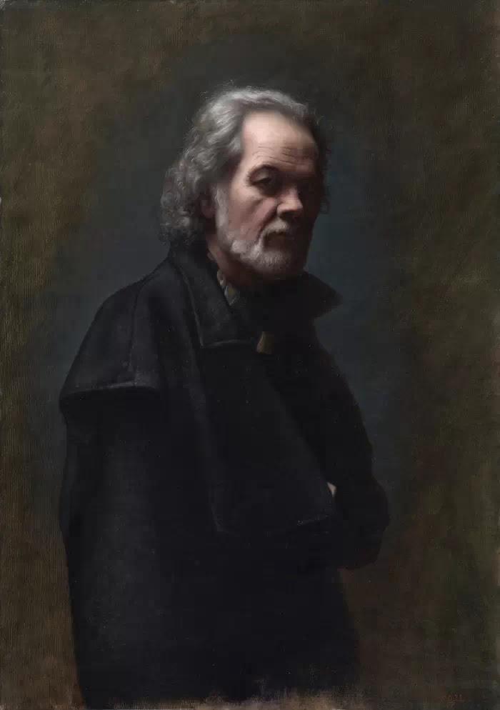 Ирландский художник. Francis O'Toole