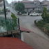 Βροχή και χαλάζι στα Χάσια