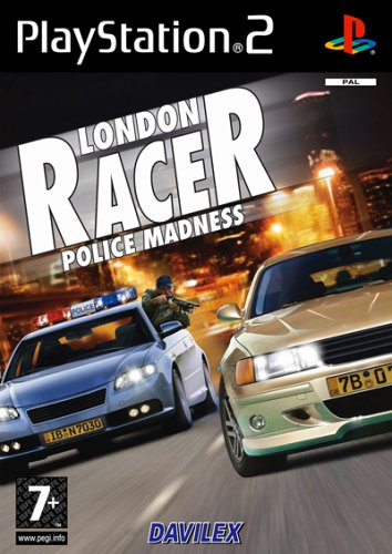 london racer - London Racer Police Madness PS2