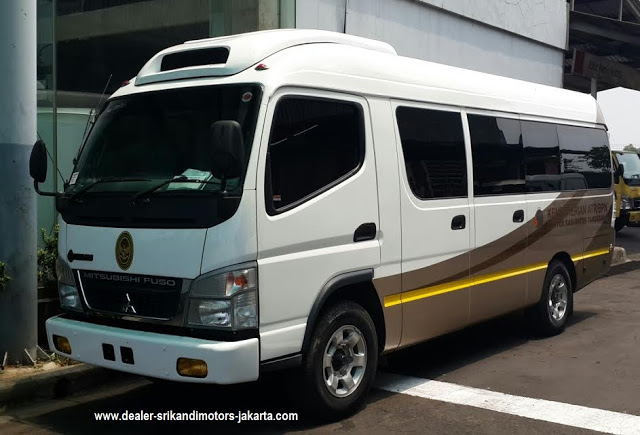 harga mobil bus pariwisata mitsubishi 2019, harga micro bus mitsubishi canter 2019