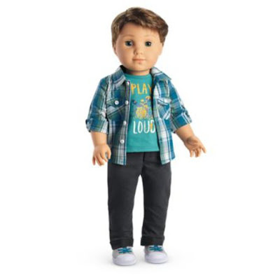 *Article* American Girl's Latest Doll Won't Save the Brand or Mattel