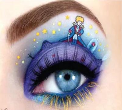 Tal Peleg art of makeup.