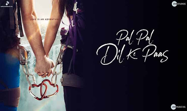 Pal pal dil ke pass song lyrics