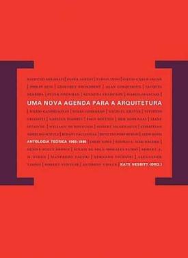 Livro: Uma nova agenda para a arquitetura / Autora: Kate Nesbitt