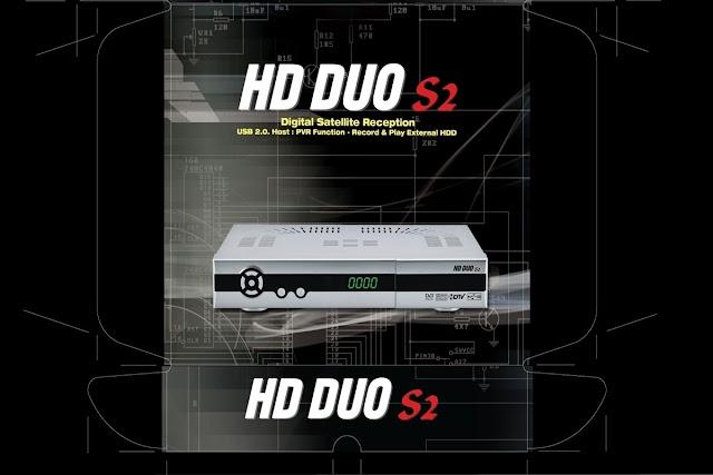 HD DUO S2 TUTORIAL DE CONFIGURAÇÃO DE C$ - 29/01/2017