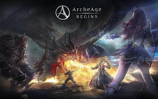 Archeage Begins Apk Global Release CBT