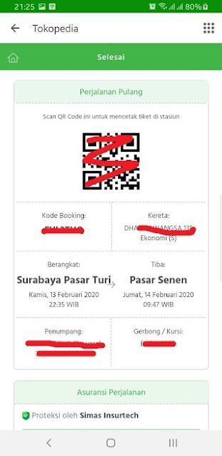 Pengalaman pesan hotel di agoda menuju Surabaya
