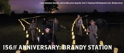 156th Anniversary: Brandy Station