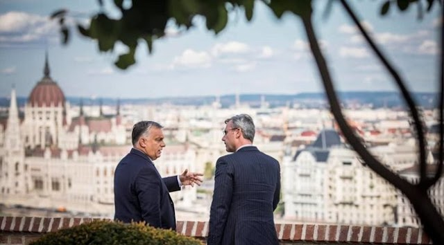 Orbán reméli, stabil, erős, a politikai iszlámra nemet mondó kormánya lesz Ausztriának
