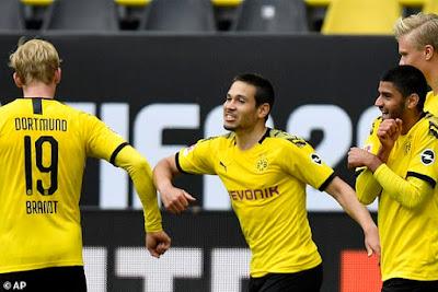 Trước vòng 27 Bundesliga: Chạy đà trước 'chung kết'
