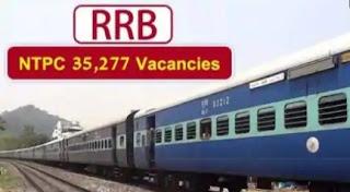 RRB NTPC Admit Card , Exam date 2020 : रेलवे ने की आरआरबी एनटीपीसी और ग्रुप डी भर्ती परीक्षा तिथि की घोषणा