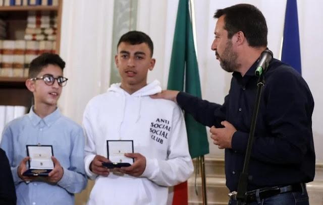 """لا جديد...لحد الآن""""بطلا  إيطاليا """"المصري رامي والمغربي آدم"""" لم يحصلا على الجنسية الإيطالية"""