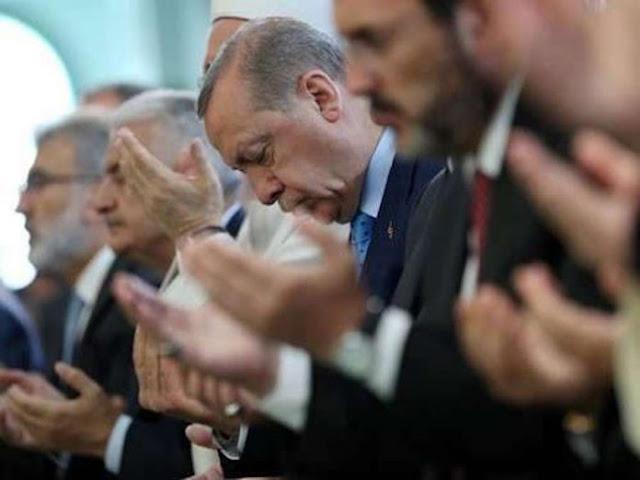 """Ο """"διπολικός"""" Ερντογάν """"τρέφεται"""" από Ουάσινγκτον και Βρυξέλλες"""