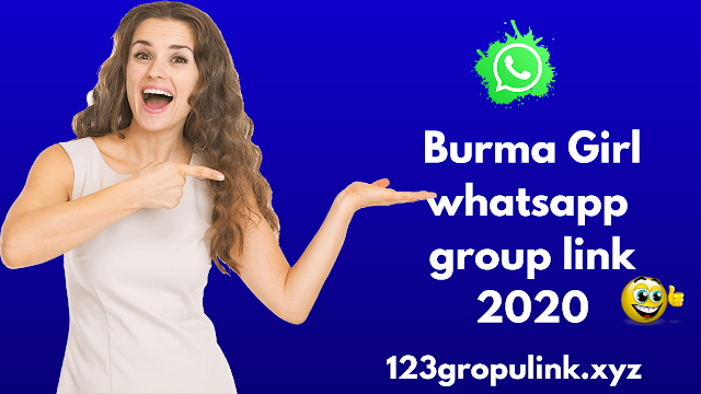 Join 401+ burma girl whatsapp group link