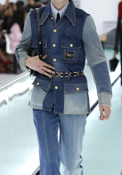 Gucci S/S 20 collection