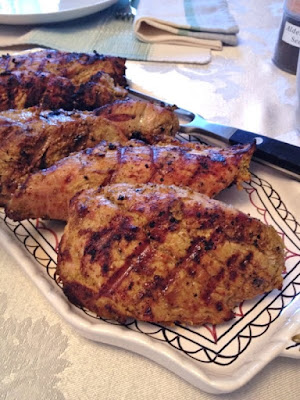 Pork in Indian Spices