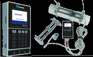 Pengecekan Kapasitas Debit Air Pada Pipa Menggunakan Flowmeter Clamp On