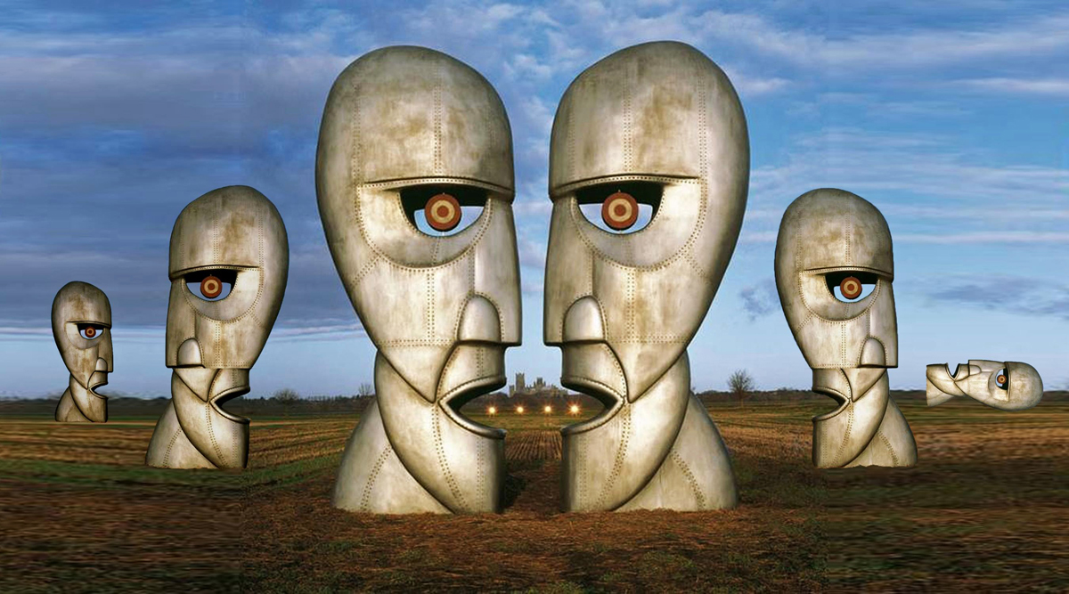 Deviations From Select Albums 4 127 Pink Floyd The Division Bell