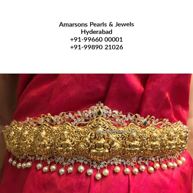 Temple Jewellery by Amarsons Jewellers