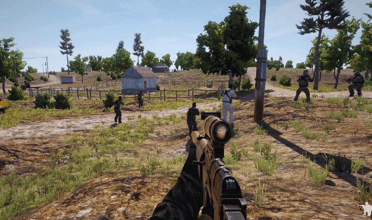 تحميل لعبة Freeman Guerrilla Warfare v0.2020 برابط مباشر مجانا
