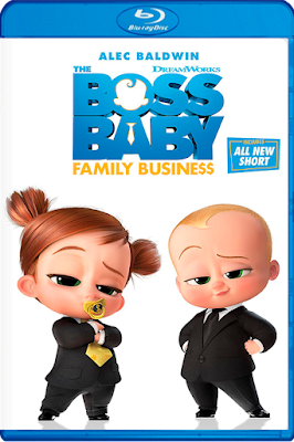 The Boss Baby: Family Business [2021] [BD25] [Latino]