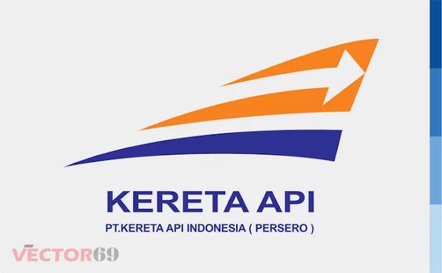 Logo Kereta Api Indonesia (KAI) (2010-2020) - Download Vector File EPS (Encapsulated PostScript)
