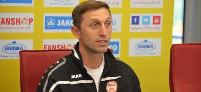 Fußball: Mazedoniens U21 Coach benennt EM Kader