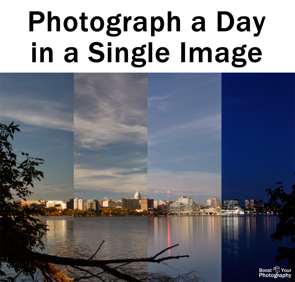 Photograph a Day in a Single Image | Boost Your Photography