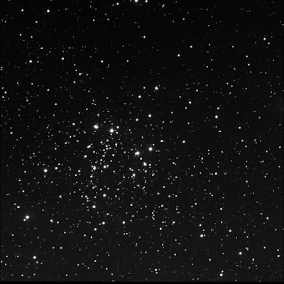 RASC Finest open cluster NGC 663 luminance