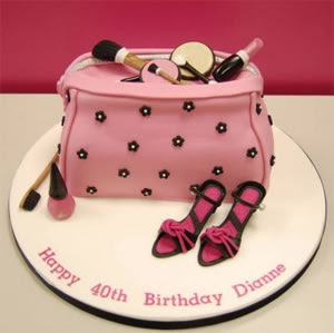 cakes for woman's birthday