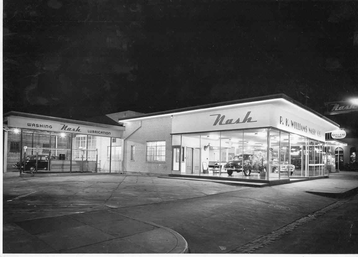 Lincoln Dealership Houston >> Reaganite Independent: Rare & Unusual Historical Photos