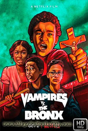 Vampiros VS El Bronx [1080p] [Latino-Ingles] [MEGA]