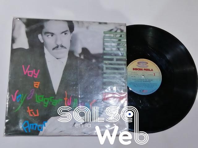 Anthony Martínez - Voy a lograr tu amor (1991)