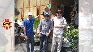 Rekonstruksi Rumah Korban Gempa LOTIM Terbaik di NTB