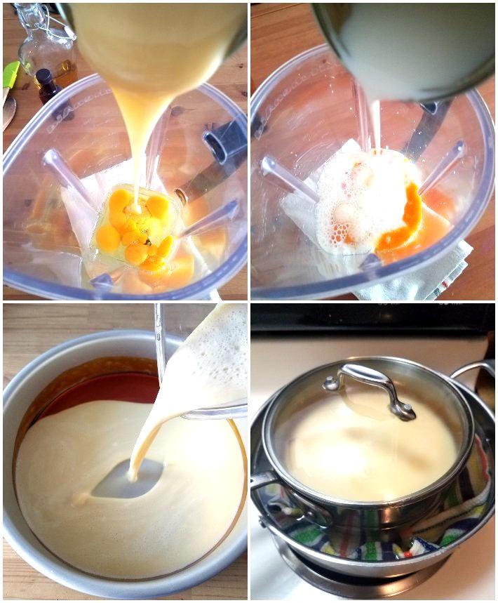 Cómo preparar quesillo venezolano