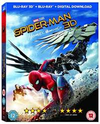 Spider-Man Homecoming 2017 3D Movie Download HSBS 1080p BluRay