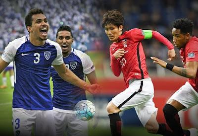 مشاهدة مباراة الهلال واوراوا ريد دياموندز بث مباشر اليوم السبت 9-11-2019 في نهائي دوري أبطال آسيا