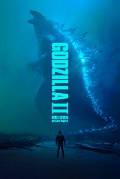 Godzilla II: Rei dos Monstros Torrent - HDRip 720p/1080p Dual Áudio