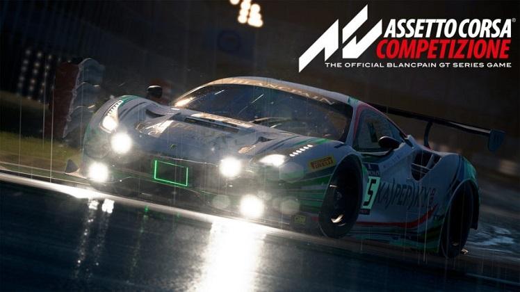 preview assetto corsa competizione