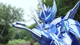 Kamen Rider Saber - 03 Subtitle Indonesia and English