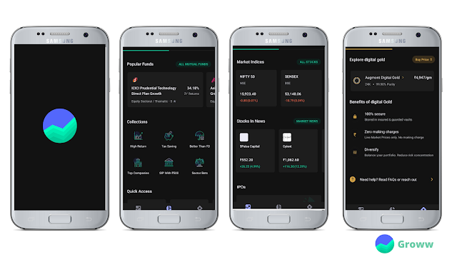 Groww: 10 Best Investment Apps for Android