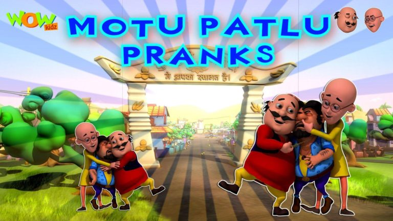 Motu Patlu park HD Wallpapers images