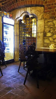 Wnętrze Restauracji Ratuszowej