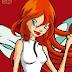 تلبيس الفتاة الفراشة - العاب تلبيس بنات