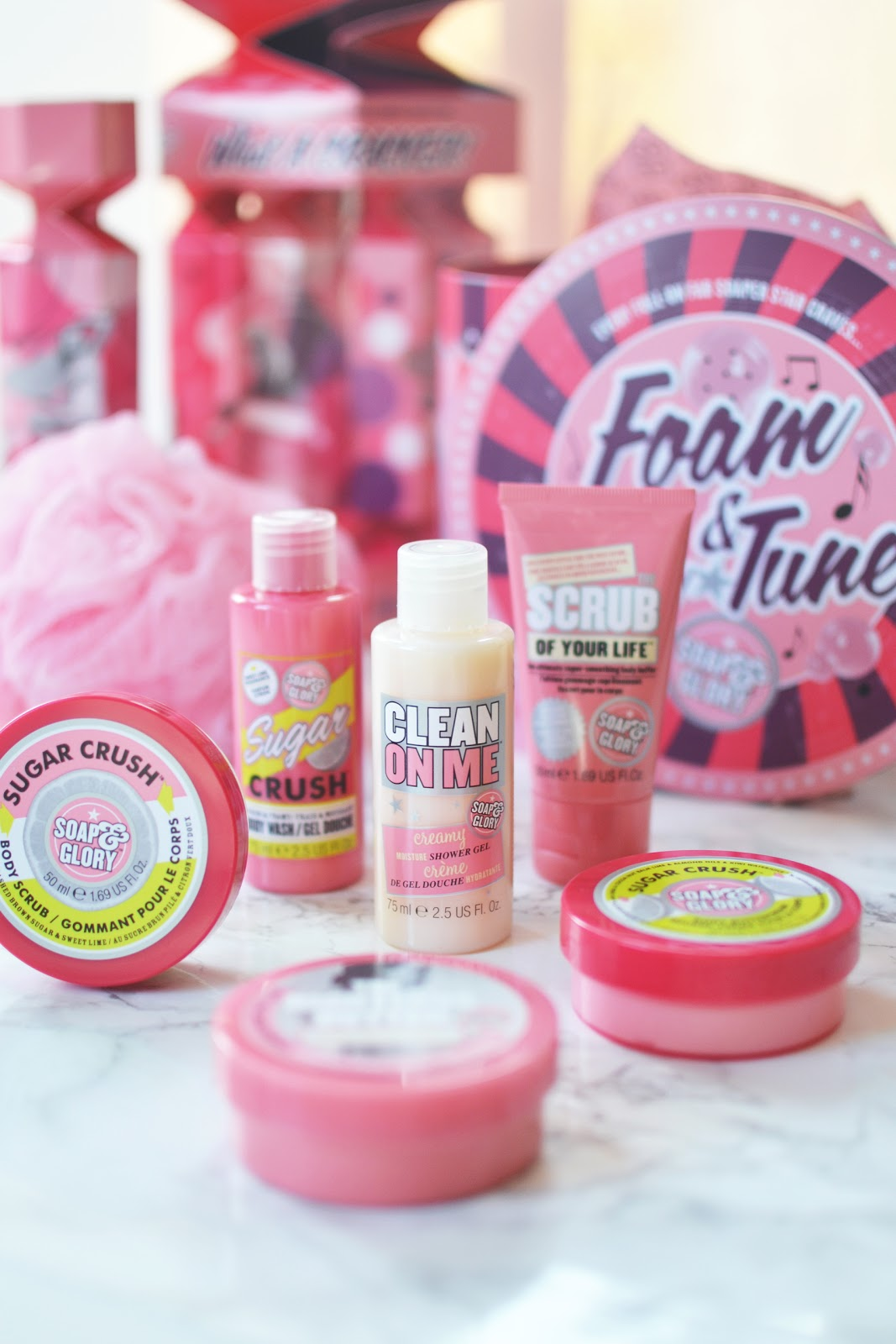 Soap & Glory Christmas Gift Sets 2016