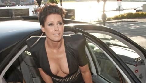 Norwegian Musician Lene Nystrøm Hot Photos Collection Actress Trend