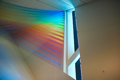 plexus no. 36 by gabriel dawe art installation denver art museum