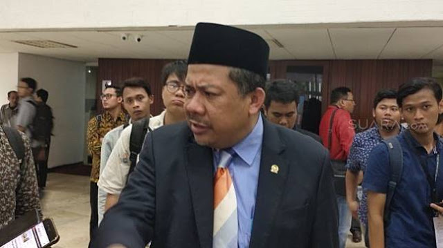 Diusulkan Masuk Kabinet Jokowi, Fahri Hamzah: Mending Jadi Marbot Masjid