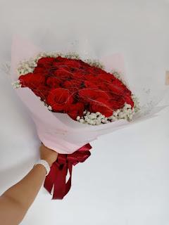 Bunga Rangkaian Valentine 5