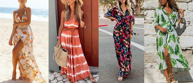 Vestidos Primavera Verão 2020